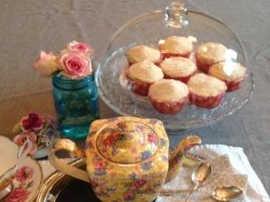 Tea and Fairycakes 1