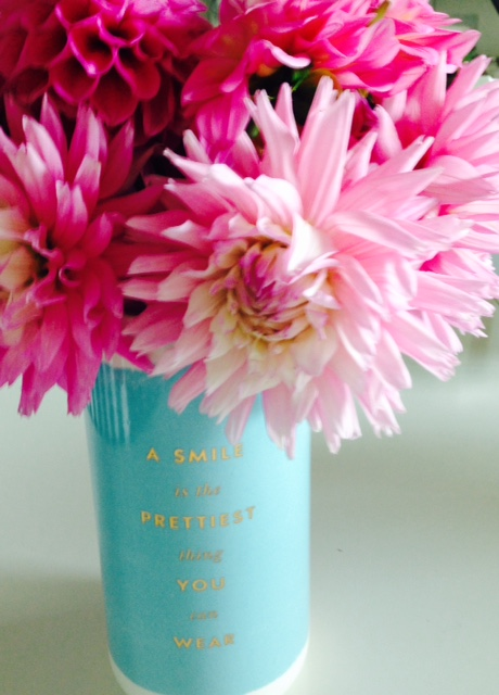 Posy Court Vase~ Kate Spade